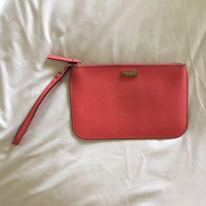 Pink Kate Spade Wristlet